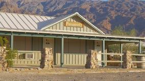 Motel de Panamints en Death Valley - BEATTY, los E.E.U.U. - 29 DE MARZO DE 2019 metrajes