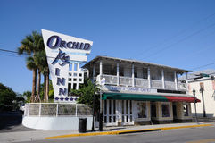 Motel at Key West, Florida Royalty Free Stock Photo