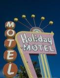 Motel Las Vegas di festa Immagine Stock
