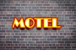 Motel Royalty Free Stock Photography