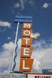 motell arkivbilder
