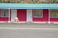 Motell Arkivfoton