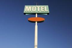 motell Royaltyfri Foto