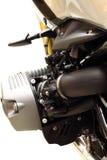 Moteur B de motocyclette Photos stock