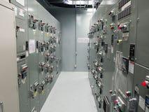 Moteur Control Center Images libres de droits