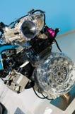 moteur d'engine de véhicule photos libres de droits