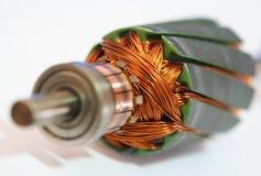 moteur de bobine Images stock