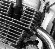Moteur de moto Image libre de droits