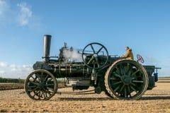 Moteur de traction de vapeur Image stock