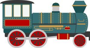 Moteur de train Image stock