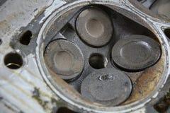 Moteur de valves Images libres de droits
