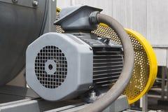 moteur de ventilateur Photographie stock libre de droits