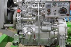 Moteur diesel Photo stock