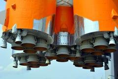 Moteur-fusées de l'espace Photos libres de droits