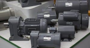 moteur industriel pour la machine images stock