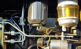 Moteur tracteur Image libre de droits
