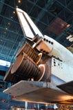 Moteurs de la navette spatiale de découverte Image libre de droits
