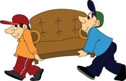 Moteurs de meubles Photographie stock libre de droits