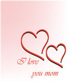 Mother�day Royalty Free Stock Images