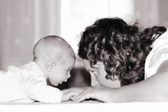 Free Mother And Baby Stock Images - 20236684