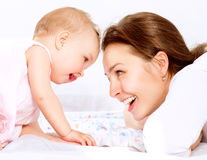 Free Mother And Baby Royalty Free Stock Photography - 30693197