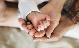Free Mother And Baby Newborn Love Emotional Family Royalty Free Stock Images - 219165629