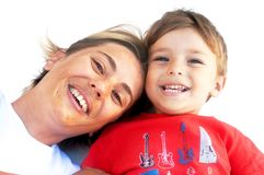 Free Mother And Child Royalty Free Stock Photo - 16061045