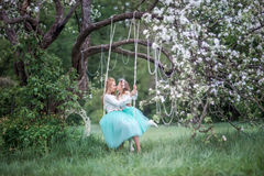 Free Mother And Daughter Royalty Free Stock Images - 73380079