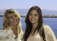 Free Mother And Daughter Portrait Stock Photography - 25248612