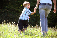 Free Mother And Son Stock Photos - 6526323
