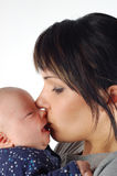 Mother and baby #13 Royalty Free Stock Photography