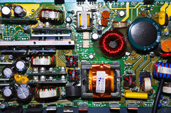 Mother board. Stock Photography