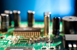 Mother board for computer Stock Images