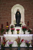 Mother Cabrini Chapel and Retreat Royalty Free Stock Photo