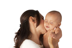 Mother & Child Royalty Free Stock Photo