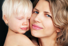 Mother and child. Royalty Free Stock Images
