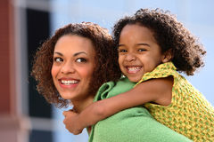 Mother and Child royalty free stock photos