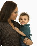 Mother and child. Stock Photography