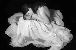 Mother and child Stock Photos