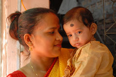 Mother & Child Stock Images