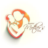 Mother with child for Mother's Day celebration. Stock Photos