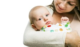 Mother and child Royalty Free Stock Photography