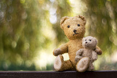 Mother and child toys Royalty Free Stock Images