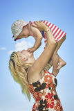 Mother and Child Royalty Free Stock Images