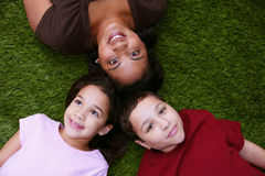 Mother and Children Royalty Free Stock Photos