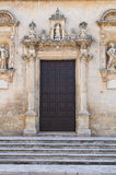 Mother Church. Cavallino. Puglia. Italy. Royalty Free Stock Photos