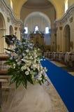 Mother Church of Oriolo. Calabria. Italy. Royalty Free Stock Photos