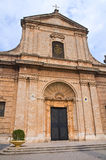 Mother Church. San Vito dei Normanni. Puglia. Italy. Stock Photo