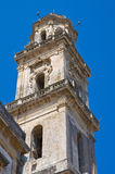 Mother Church of SS Assumption. Sternatia. Puglia. Italy. Stock Images