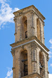 Mother Church of St. Andrea. Presicce. Puglia. Italy. Stock Photography